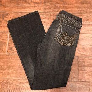 Citizens of Humanity Embroidered Jeans